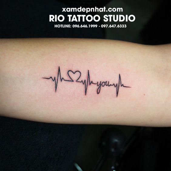 Xăm Chữ Nghệ Thuật Tại Rio Tattoo Studio