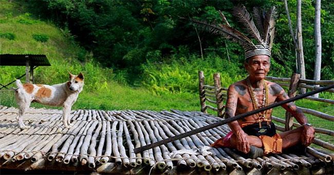 Tìm hiểu về tục lệ xăm mình của người Việt cổ